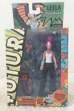 Toynami Futurama Leela Figure w Robot Devil Part Series 2 NEW Collectible Rare L