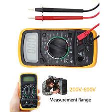 XL-830L LCD Digital Multimeter AC Voltmeter DC Ammeter Ohmmeter OHM Volt Tester