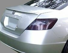 06-11 Honda Civic CPE 2dr vinyl Tail light & Headlight tint covers smoke precut