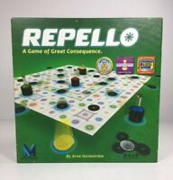 Repello by Arne Holmstrom Mindtwister 2011 Rare OOP Abstract Strategy Board Game