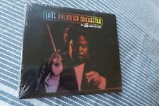 2xCD Love Unlimited Orchestra/Best of New FastFreepostSINGLES 73-79 Barry White