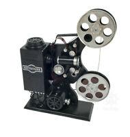 "Keystone 8mm Model R-8 1930 Movie Theater Film Projector Metal Model 14"" Replica"