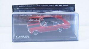 1:43--OPEL COLLECTION--Opel Commodore A Coupe GS/E  / 7 A 338
