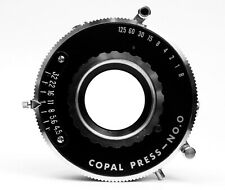 "COPAL NO.0 SELF-COCKING SHUTTER FOR LARGE FORMAT 4X5"" CAMERA MINT CONDITION"