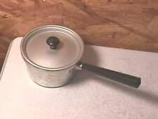 Vintage Wear Ever Aluminum Sauce Pan & Lid- 1/2 Qt  #2