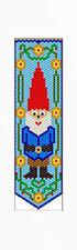 Garden Gnome~Beaded Banner Pattern