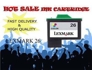 LEXMARK 26 for lexmark printer