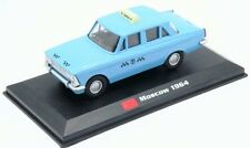 Moskwicz - Moskvitch 408 - Moscow Taxi - USSR 1964 - 1/43 (No30)