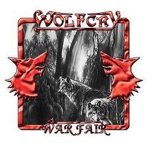 WOLFCRY Warfair (CD, Oct-2005, Black Lotus) DIGIPAK NEW SEALED + TRACKING!!