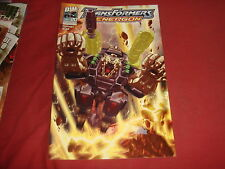 TRANSFORMERS : ENERGON #20  Dreamwave Comics - 2004 - NM
