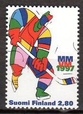 Finland - 1997 Icehockey championship - Mi. 1376 MNH