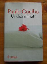 PAULO COELHO: Undici minuti  p. e.  2003   Bompiani