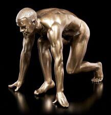Männliche Akt Figur - Sprinter - Veronese nackt Mann Deko Statue Sport