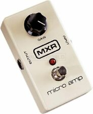 MXR Micro amp-m 133 preamp Booster