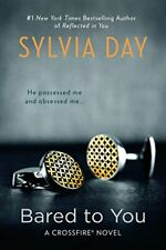 Bared to You (Crossfire Novels) by Day  New 9780425276761 Fast Free Shipping*-