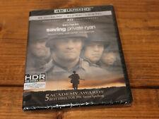 Saving Private Ryan (4K + Blu-ray + Digital) Tom Hanks Steven Spielberg - Sealed