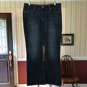 Paige Holly Petite Jeans 5-Pockets Stretch Size 30
