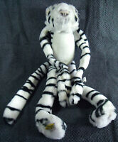 White Tiger with long limbs  - K & M INTERNATIONAL 1999 - Wild Republic