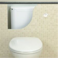 Thomas Dudley Miniflo Compact Concealed Cistern Bottom Inlet inc Button 322877