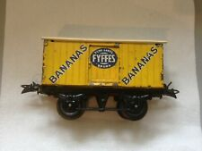 Hornby O Gauge No1 Fyffes Bananas not boxed