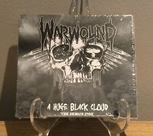 Warwound - A Huge Black Cloud The Demos 1983 CD Hardcore Punk