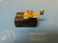 Micro Switch 6AS18 Dual Roller Switch Honeywell NEW