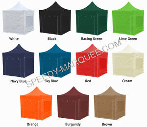 Quality pop up marquee, trade stand, gazebo - market, fairs, & more - 3m x 3m