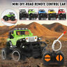 1:43 Mini RC Car Off-road 4 Channels Electric Remote Control Model Toy Kids Gift