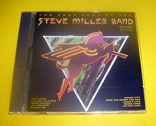 """CD """"The Steve Miller Band-The Very Best of"""" 19 canzoni (Abracadabra)"""
