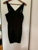 Silence + Noise Black Dress Size S