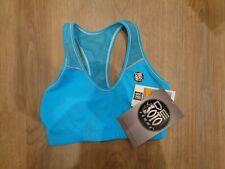 DeSoto Women's Femme Carrera Micro Bra Turquoise Size Small New