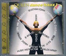QUEEN QUEEN DANCE TRAXX I TRIBUTO CD COME NUOVO!!!