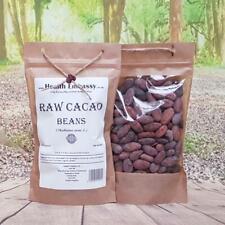 Raw Cacao Beans ( Theobroma cacao L ) Health Embassy