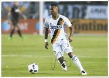 """ASHLEY COLE AUTOGRAPH L.A GALAXY MLS SOCCER HAND SIGNED """"12x8"""" PHOTO CHELSEA"""