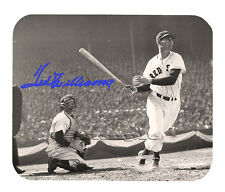 Item#2534 Ted Williams Boston Red Sox Facsimile Autographed Mouse Pad