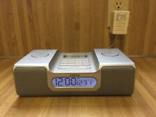Apple iHome Model iH8 Dual Alarm Stereo Clock Radio for iPod