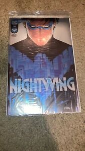 DC NIGHTWING #78 Silver Foil Variant 2021 WONDERCON Comic Con Exclusive