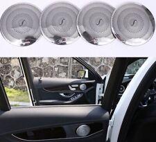 Lautsprecher Gitter Abdeckung Rahmen Passend Für Mercedes Benz C E GLC Klasse