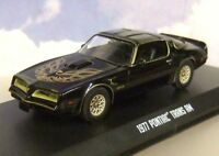 1/43 GREENLIGHT 1977 PONTIAC FIREBIRD TRANS-AM SMOKEY AND THE BANDIT I 1 #86513
