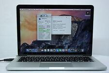 "Apple MacBook Pro Retina A1502 13.3"" 2015yr i5 2.7Ghz 8GB 128GB SSD FORCETOUCH"