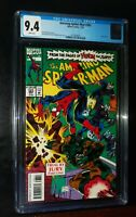 THE AMAZING SPIDER-MAN #383 1993 Marvel Comics CGC 9.4 NM
