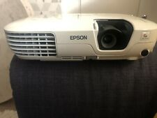 Epson EB-S7 Projector - Remote Controlled With HDMI Adapter.