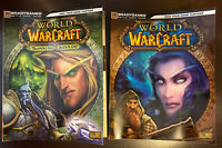 Burning Crusade & World of Warcraft: Brady Games Battle Chest Strategy Guides