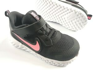 Nike Revolution Girls Shoes Trainers Uk Size 5.5 - 9.5 Toddlers   BQ5673 002