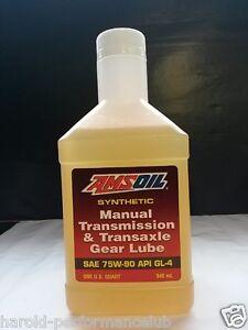 AMSoil MTG 75w90 [ MTGQT-EA ]