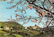 BR52627 Le village de Biriatou vu depuis l espagne pays basque       France