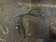 VW T4 TRANSPORTER 2.4D AAB 1993 METAL ENGINE COOLANT PIPE 074121065Q & HOSES