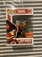 NYCC 2020 Exclusive Funko Pop IN HAND Official Sticker RED GOBLIN