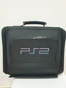 Sony PlayStation PS2 Black MINI Travel Bag / Carrying Case