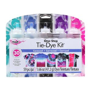 Tulip Tie Dye Kit - One Step Carousel